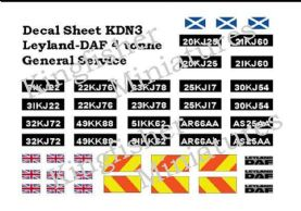 Leyland DAF 4 ton GS